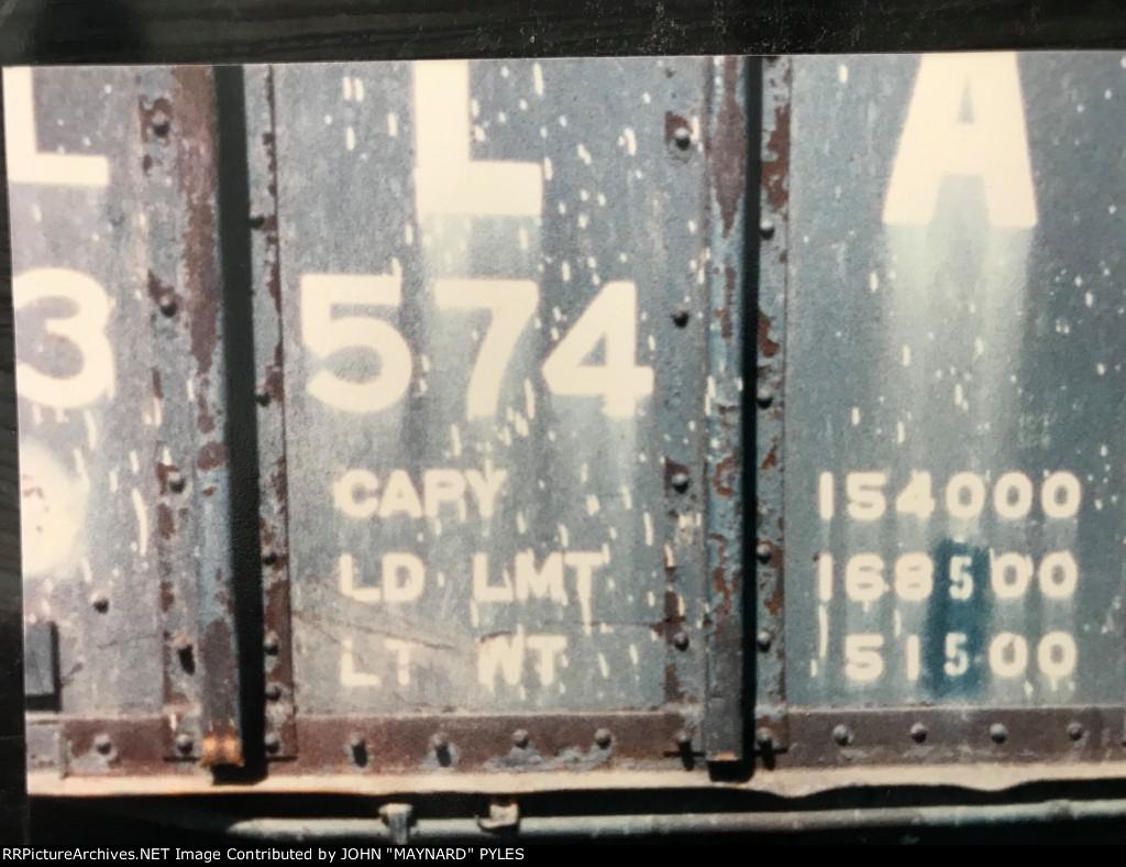 EL 33574 70T Open Hopper